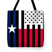 Texas State Flag Graphic Usa Styling Tote Bag