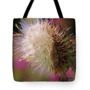 Texas Thistle 004 Tote Bag