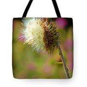 Texas Thistle 005 Tote Bag