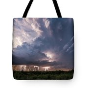 Texas Twilight Tote Bag