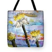 Texas Wildflowers Tp A E Tote Bag