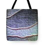 Textile Abstact Tote Bag