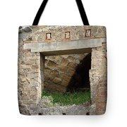 Textural Antiquities Herculaneum Four Tote Bag