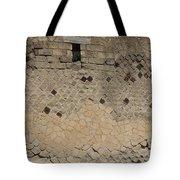 Textural Antiquities Herculaneum Wall One Tote Bag