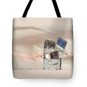 Texture Your World Tote Bag
