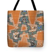 Textured Abstract # 2060ew4dt Tote Bag