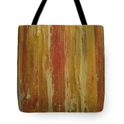 Textured Cinnamon Tote Bag