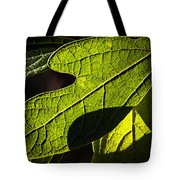 Textured Glow Tote Bag
