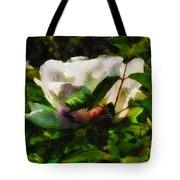 Textured Nature Tote Bag