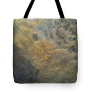 Textured Pour Tote Bag
