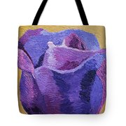 Textured Rose Tote Bag