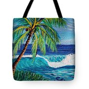 Textures Of Afternoon Tote Bag
