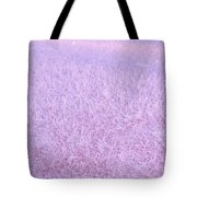 Textures Series - Frost Tote Bag
