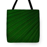 Texturized Palm Leaf Tote Bag