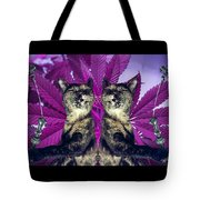 Tha 2piece Kitty Tote Bag