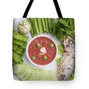 Thai Chili Paste Tote Bag