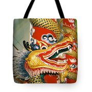 Thai Dragon Tote Bag