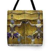Thailand Architecture Tote Bag