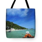 Thailand Boat Tote Bag