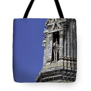 Thailand Temple Architecture Tote Bag