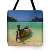 Turquoise Dreams  Tote Bag