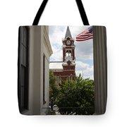 Thalian Hall Column Tote Bag