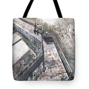 Thames Riverwalk Tote Bag