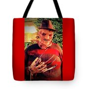 Things Can Get Ugly Fast On Halloween  Tote Bag