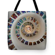 Thanks Giving Chapel Dallas Oil Paint Filter Tote Bag
