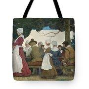 Thanksgiving Banquet Tote Bag