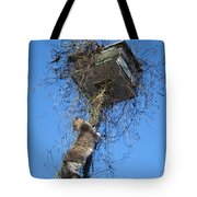 Thanksgiving Dinner Tote Bag by David Sutter