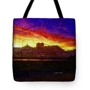 Thanksgiving Morning Tote Bag