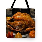 Thanksgiving Turkey For Us Military Servicemen Tote Bag