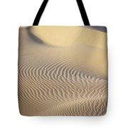 Thar Desert Dunes Tote Bag