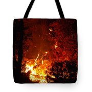 That Ain't No Campfire Tote Bag