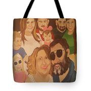 That Crazy Family Tote Bag