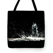 That Falls Like Tears From On High Tote Bag by Bob Orsillo