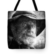 That Ol' Devil Ain't Caught Me Yet. Tote Bag