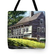 That Old House Tote Bag