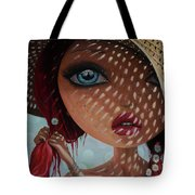 That Perfect Love I Never Had - Oil Painting Tote Bag
