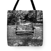 That Weird Bench One Tote Bag by Robbie Masso
