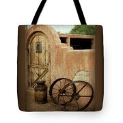 The Western Style Tote Bag