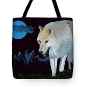 That Wolf Tote Bag