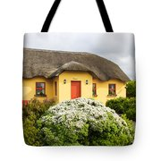 Thatch Roof Tote Bag
