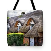 Thatched Cottages In Chawton 2 Tote Bag