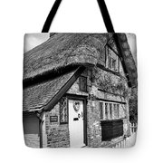 Thatched Cottages In Chawton 5 Tote Bag