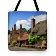 Thatched Cottages In Chawton 6 Tote Bag