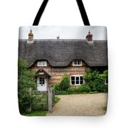 Thatched Cottages Of Hampshire 11 Tote Bag