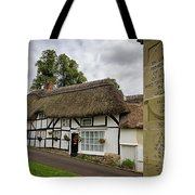 Thatched Cottages Of Hampshire 12 Tote Bag