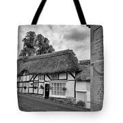 Thatched Cottages Of Hampshire 13 Tote Bag